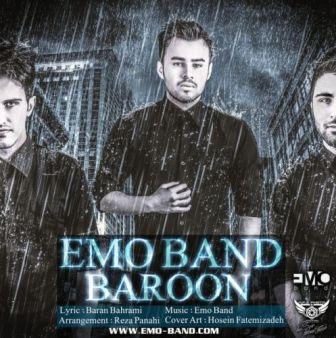 EMO Band Baroon دانلود آهنگ جدید Emo Band بارون