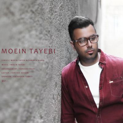 Moein Tayebi Bahooneh دانلود آهنگ جدید معین طیبی بهونه
