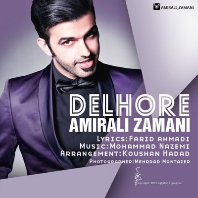Amirali Zamani-Delhore