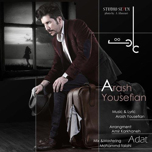 Arash Yousefian-Adat