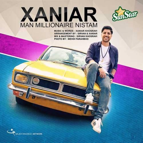 Xaniar Khosravi Man Milioner Nistam  زانیار خسروی من میلیونر نیستم دانلود آهنگ جدید زانیار خسروی من میلیونر نیستم