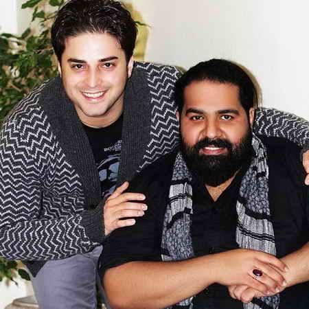 بابک-جهانبخش-رضا-صادقی-من-و-بارون