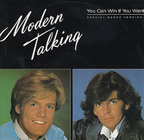 Modern Talking music دانلود آهنگ مدرن تالکینگ Modern Talking You Can Win If You Want