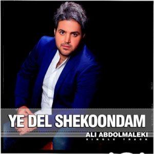 Ali Abdolmaleki Ye Del Shekoondam علی عبدالمالکی یه دل شکوندم 300x300 دانلود آهنگ علی عبدالمالکی یه دل شکوندم