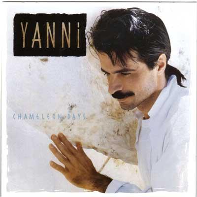 chameleon days yanni دانلود آلبوم یانی chameleon days yanni