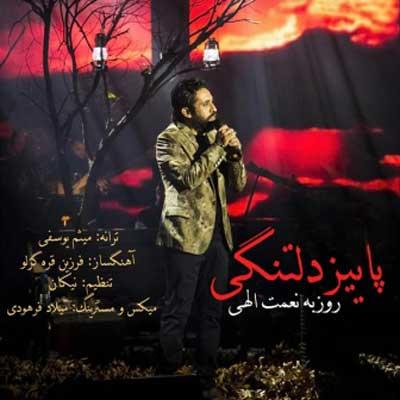 Roozbeh Nematollahi Paeeze Deltangi روزبه نعمت اللهی پاییز دلتنگی دانلود آهنگ روزبه نعمت الهی پاییز دلتنگی