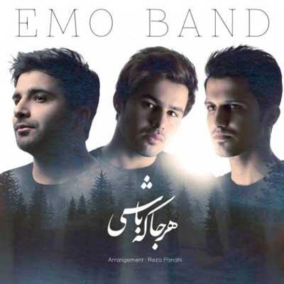 emo band harja ke bashi دانلود آهنگ امو باند هرجا که باشی