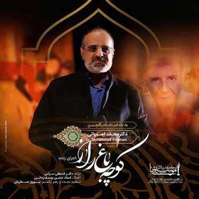 Mohammad Esfahani Kooche Baghe Raaz محمد اصفهانی کوچه باغ راز دانلود آهنگ جدید محمد اصفهانی کوچه باغ راز
