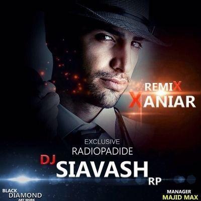 Xaniar Khosravi Cheshmaye Royayi Remix دانلود ریمیکس آهنگ زانیار خسروی چشمای رویایی