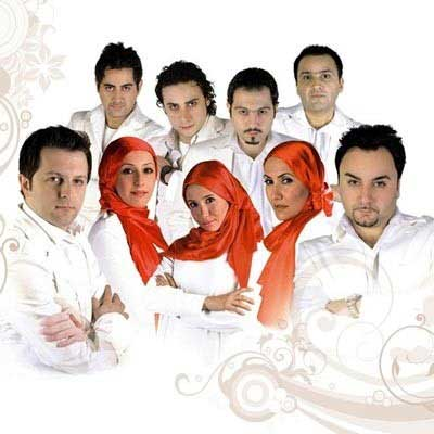 Arian Band Eyd Oomad Bahar Oomad دانلود آهنگ گروه آریان عید اومد بهار اومد