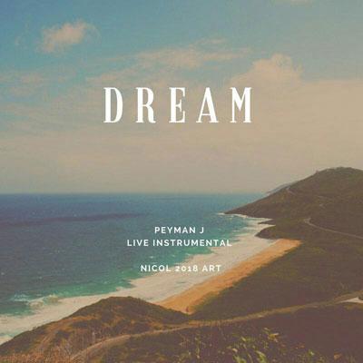 Dream دانلود آهنگ جدید بی کلام Peyman J بنام Dream