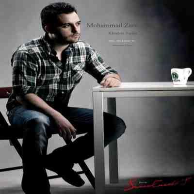دانلود آهنگ محمد زارع بنام خودم تنها