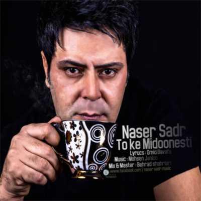 دانلود آهنگ ناصر صدر بنام تو که میدونستی