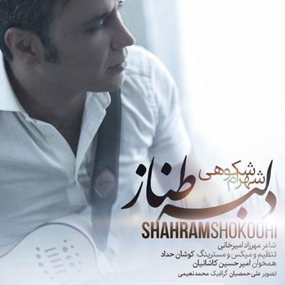 Shahram Shokoohi Delbar e Tannaz دانلود آهنگ جدید شهرام شکوهی دلبر طناز