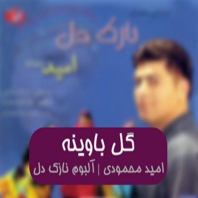 Omid Mahmoudi Gole Bavina امید محمودی گل باوینه دانلود آهنگ امید محمودی گل باوینه