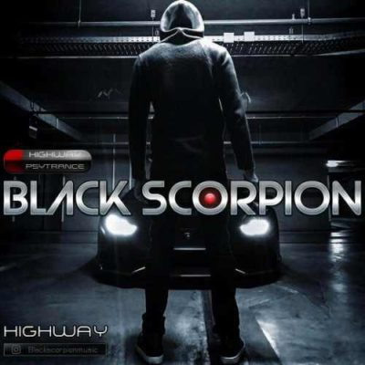Black Scorpion Highway عقرب سیاه بزرگراه 400x400 دانلود آهنگ بی کلام جدید عقرب سیاه بزرگراه