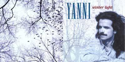 دانلود آلبوم بی کلام یانی نور زمستانی 400x199 دانلود آلبوم بی کلام یانی نور زمستانی