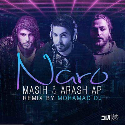 Remix Masih ArashAP Naro ریمیکس جدید رمیکس جدید 400x400 دانلود ریمیکس جدید مسیح و آرش ای پی نرو