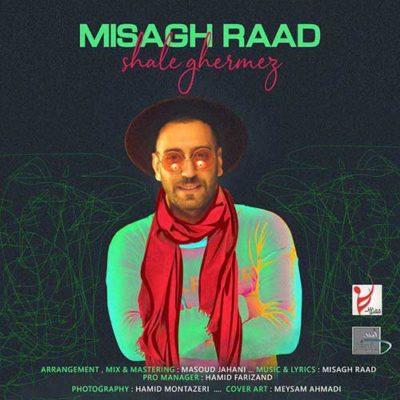 Misagh Raad Shale Ghermez میثاق راد جدید 400x400 دانلود آهنگ جدید میثاق راد شال قرمز