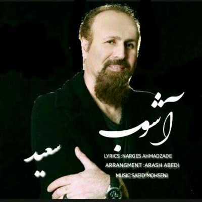 دانلود آهنگ جدید سعید محسنی آشوب