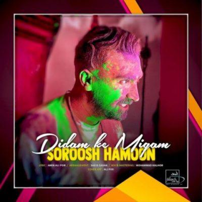 Soroosh Hamoon Didam Ke Migam سروش هامون 400x400 دانلود آهنگ جدید سروش هامون دیدم که میگم