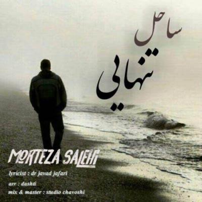 دانلود آهنگ جدید مرتضی صالحی ساحل تنهایی