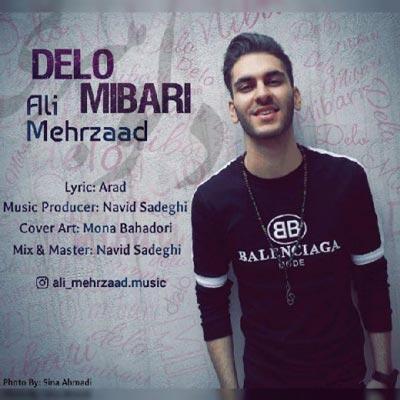 دانلود آهنگ جدید علی مهرزاد دلو میبری دانلود آهنگ جدید علی مهرزاد دلو میبری