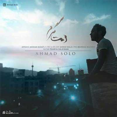 Music Ahmad Solo Damet Garm