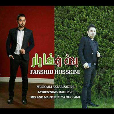 Music Mazandarani Farshid Hoseini Bi Vafa Yar