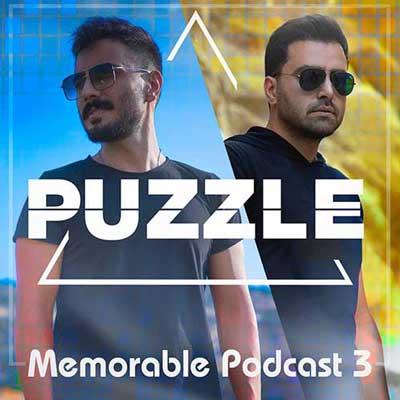 Music Puzzle Band Memorable Podcast 3 دانلود آهنگ پازل بند Memorable Podcast 3
