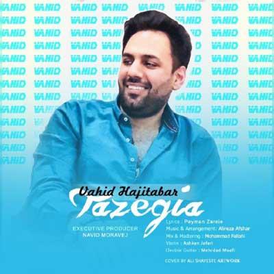 Music Vahid Hajitabar Tazegia