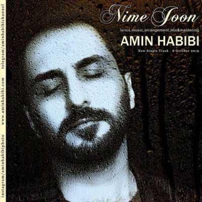 Music Amin Habibi Nime Joon