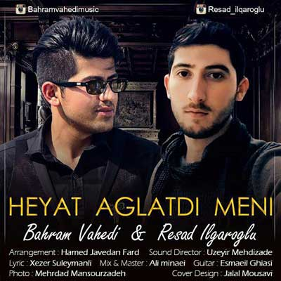 Music Torki Bahram Vahedi Hayat Aglatdi Meni