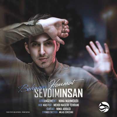 Music Torki Behnam Hemmat Sevdiyim Insan