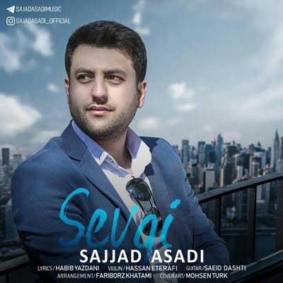Music Torki Sajad Asadi Sevgi دانلود آهنگ ترکی سجاد اسدی سئوگی