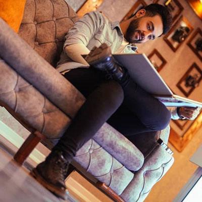 Music Soheil Mehrzadegan Ahooye Mast